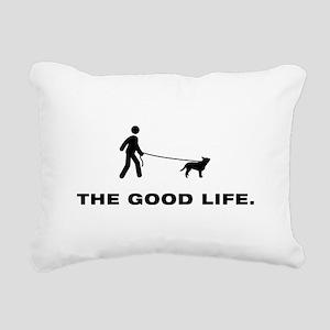 Berger Picard Rectangular Canvas Pillow
