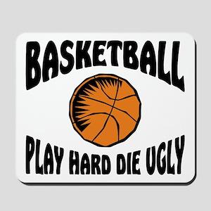 Funny Basketball Mousepad
