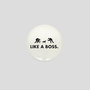 Australian Cattle Dog Mini Button
