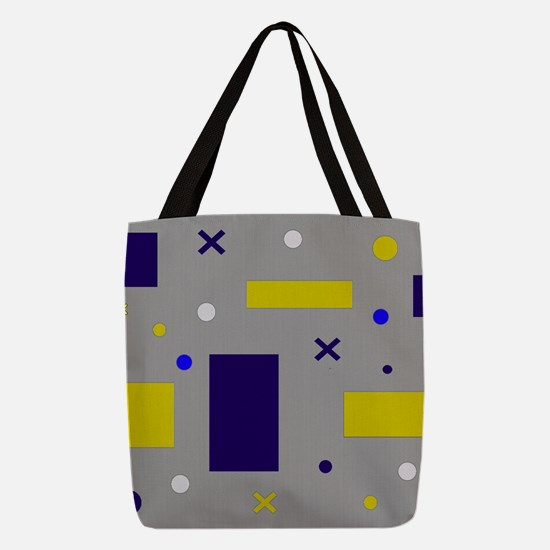 Funny Jacquelyn Polyester Tote Bag