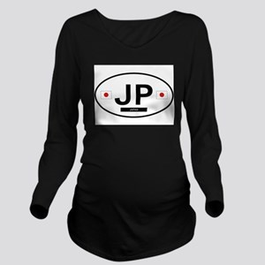 JAPAN Long Sleeve Maternity T-Shirt