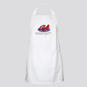 Remember... BBQ Apron