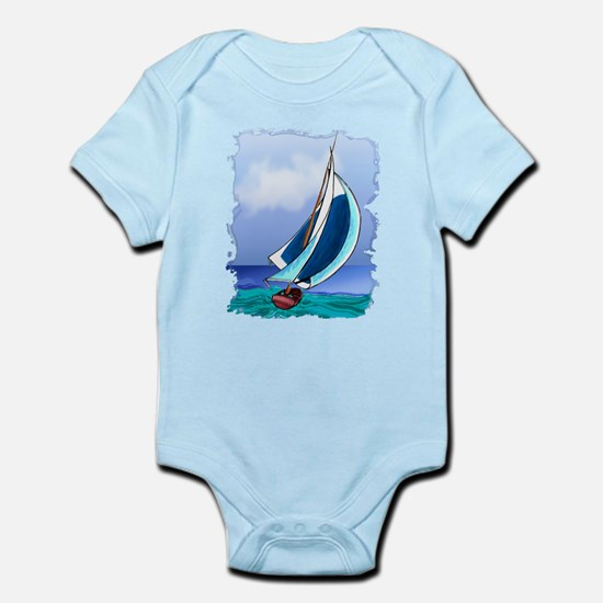 Sailing Away copy Body Suit