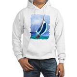 Sailboat Light Hoodies