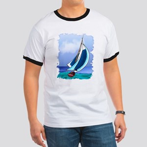 Sailing Away copy T-Shirt