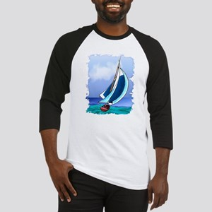 Sailing Away copy Baseball Jersey