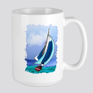 Sailing Away Mugs
