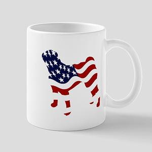 Patriotic Pug - Mug