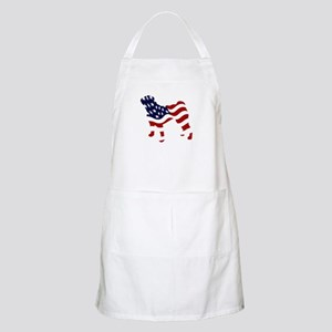 Patriotic Pug - Apron
