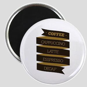 Coffee Saying Magnet