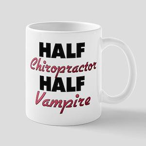 Half Chiropractor Half Vampire Mugs