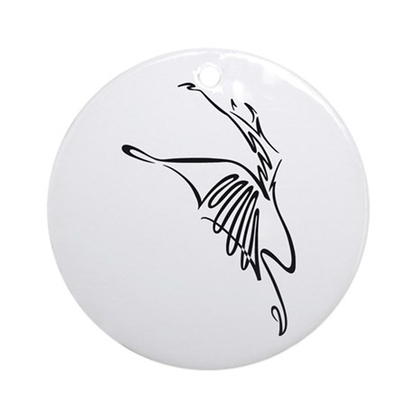Dance Ornament (Round)