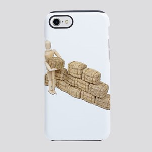 StackingHay070911 iPhone 7 Tough Case