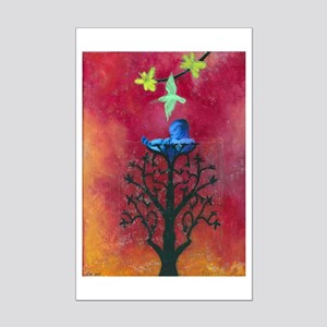 Tree of Life III Mini Poster Print