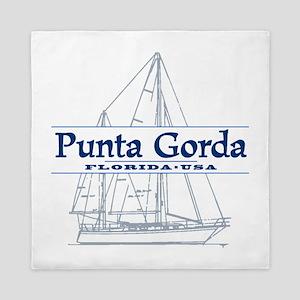 Punta Gorda - Queen Duvet