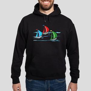 Yacht Race copy Hoodie