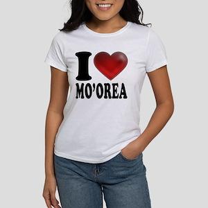 I Heart Moorea T-Shirt
