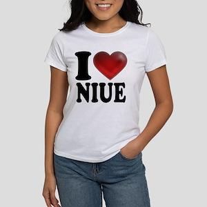 I Heart Niue T-Shirt