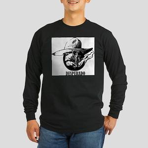 Desperado Long Sleeve Dark T-Shirt