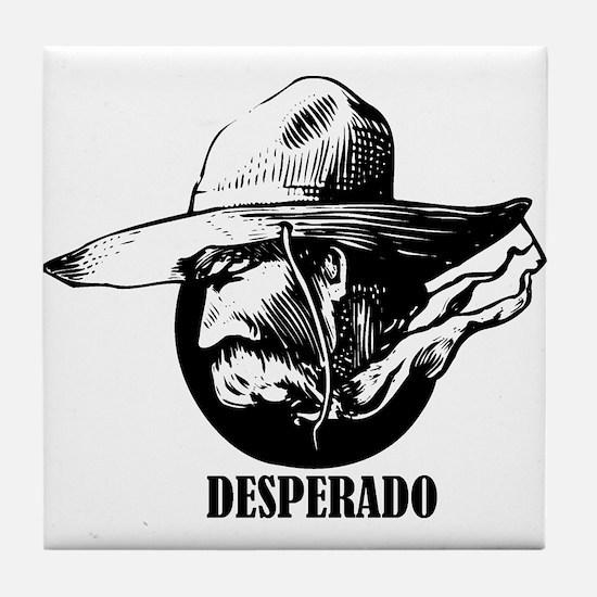 Desperado Tile Coaster