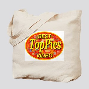 Toppics Best Video Golden Opa Tote Bag