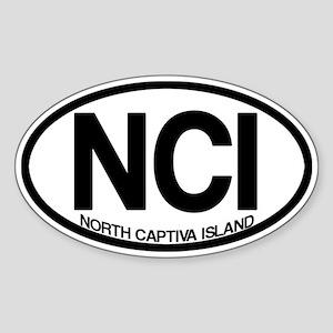 North Captiva Island Sticker