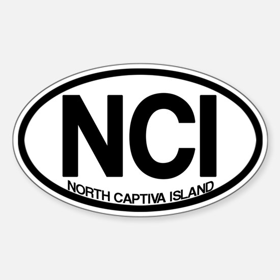 North Captiva Island Decal