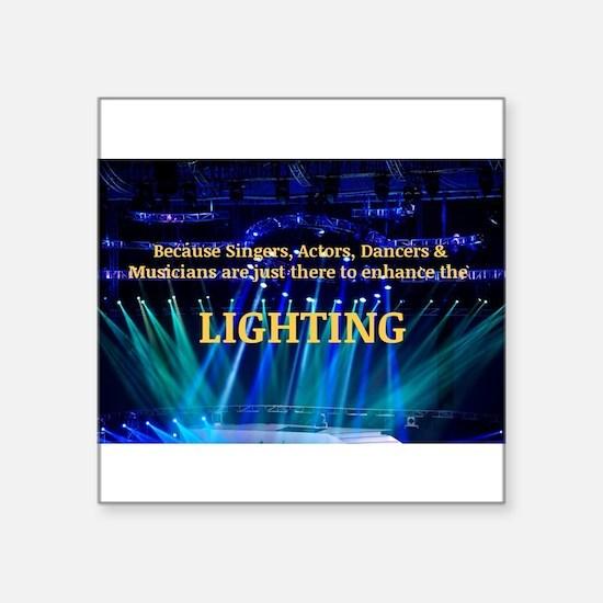 Stage Lighting Sticker