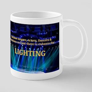 Stage Lighting Mugs