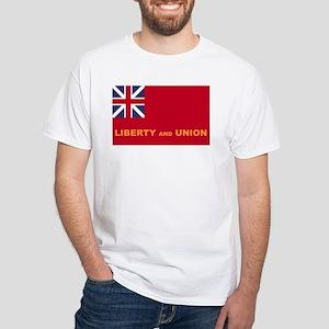 Taunton White T-Shirt