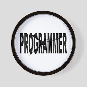Programmer Wall Clock