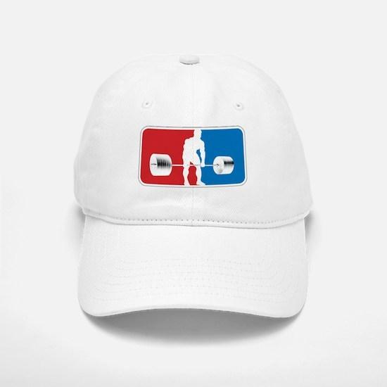 VINTAGE DEADLIFT Baseball Baseball Cap