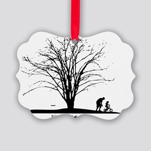 New Beginnings Picture Ornament