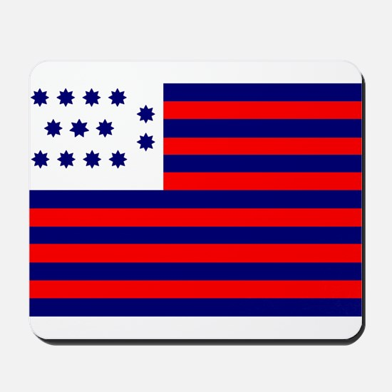 Guilford Courthouse Flag Mousepad