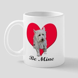 Max the Westie Mug