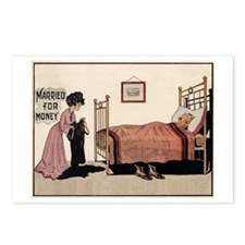 Married For Money Postcards (Package of 8)