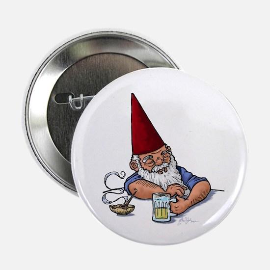 Drunken Barley Gnome Button