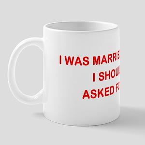 Snoring Spouse, Mug
