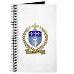 FONTENOT Family Crest Journal