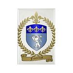 FONTENOT Family Crest Rectangle Magnet (10 pack)