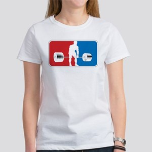 American POWERLIFTING Women's T-Shirt