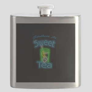 Southern As Sweet Tea Flask