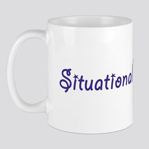 Situational Narcoleptic Mug