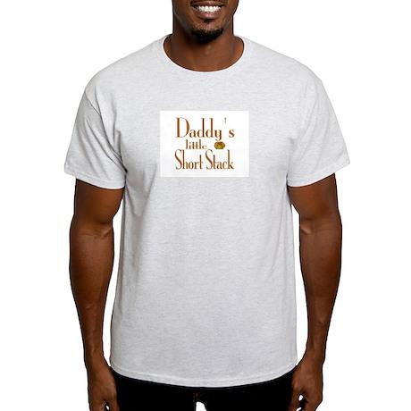 Short Stack Ash Grey T-Shirt