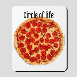 circle of life Mousepad