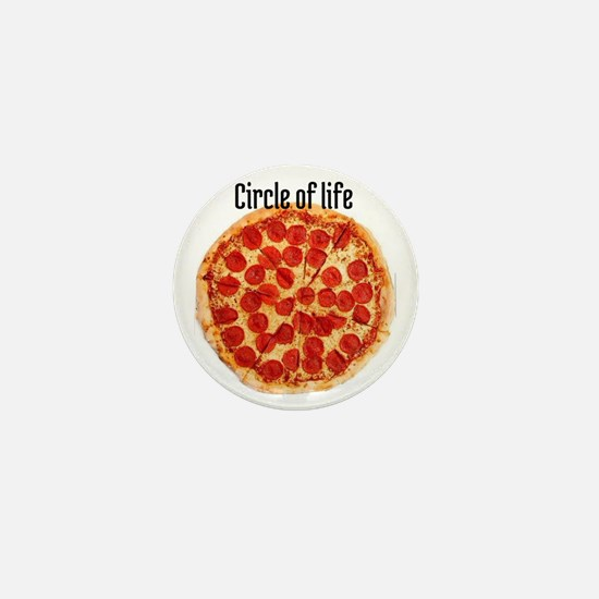 circle of life Mini Button