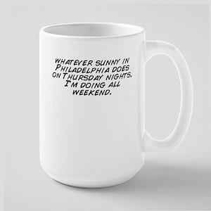 whatever sunny in Philadelphia does on Thursda ...