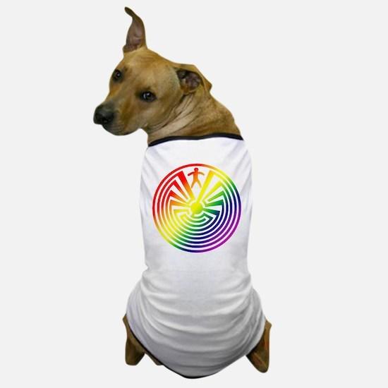 Life Maze Dog T-Shirt