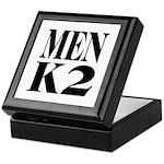 Men K2 Keepsake Box