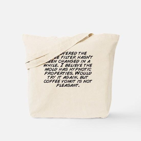 Cute Filter Tote Bag